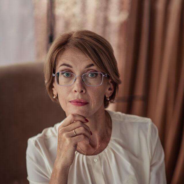 Прусс Ирина Николаевна