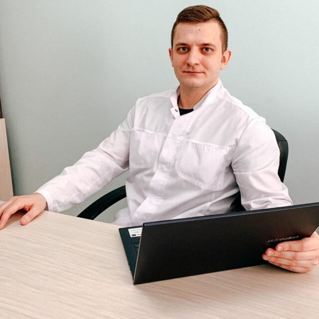 Бокарев Максим Андреевич